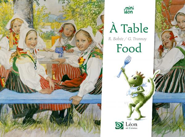 A table ! / Food